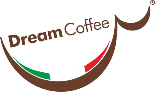 logo dream coffee