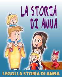 la storia di anna