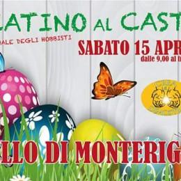 mercatino castello monteriggioni pasqua