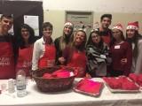 Cena di beneficenza a favore di Asroo ad Artena (Latina) il 10.12.2017